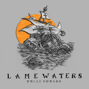 Lame Waters cover art