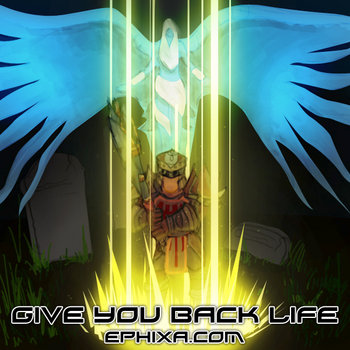 Give You Back Life (Swifty Song/Album) cover art