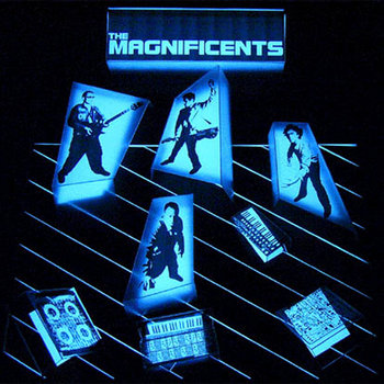 The Magnificents cover art