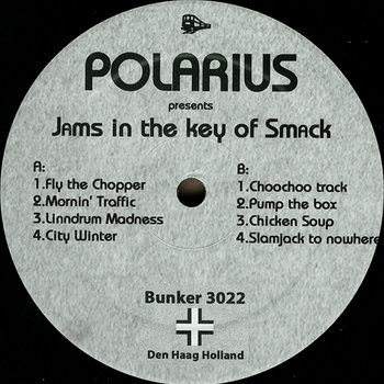 (Bunker 3022) Jams In The Key Of Smack (2002) cover art