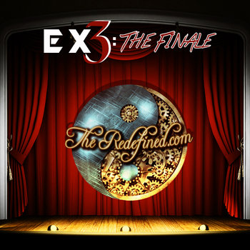 Ex3: The Finale cover art