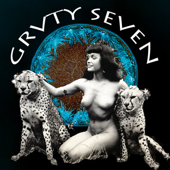 GRVTY SEVEN cover art