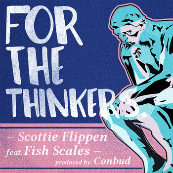 For the Thinkers (feat. Fish Scales) cover art