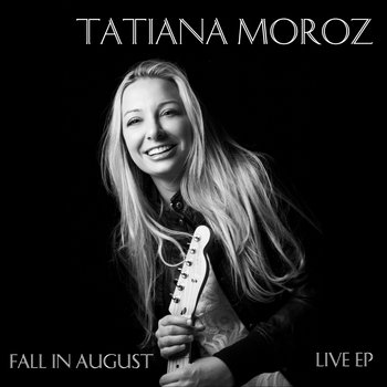 Fall In August Live EP cover art