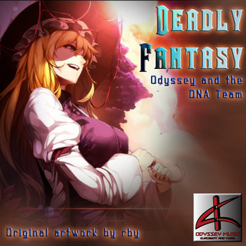 Deadly Fantasy (Single) cover art