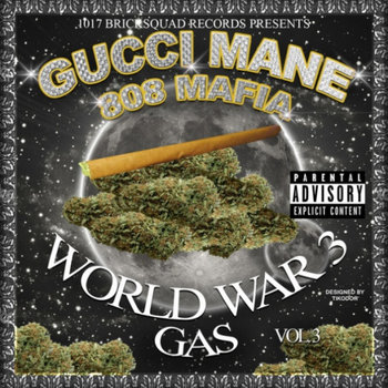 World War 3: Gas cover art