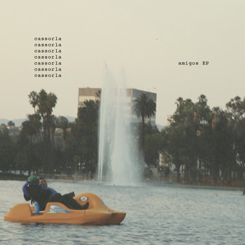 amigos EP cover art