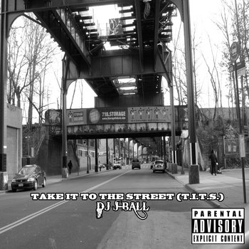 Take It To The Street (T.I.T.S.) cover art