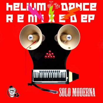 SMR003 Helium Dance Remixed EP cover art
