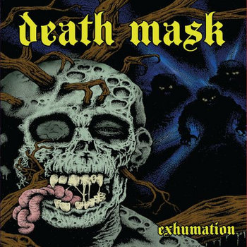 Exhumation cover art