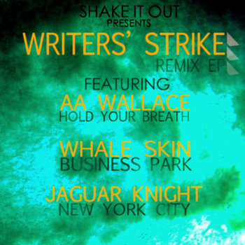 Writers' Strike Remixes Part One cover art