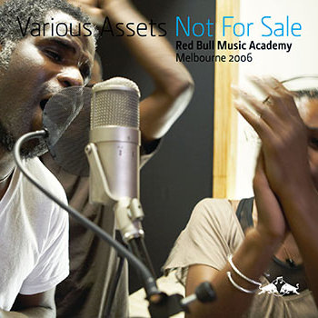 Various Assets - Not For Sale: Red Bull Music Academy Melbourne 2006 cover art