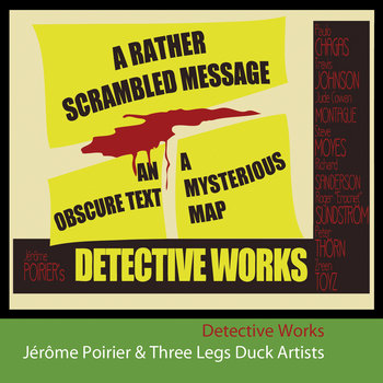 Detective Works cover art