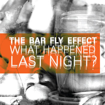 What happened last night? cover art