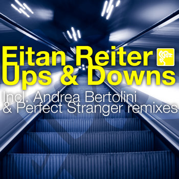 EITAN REITER - Ups & Downs (Andrea Bertolini & PS RMX) (Iboga Records) cover art