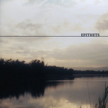 "Epithets (""the demo"") cover art"