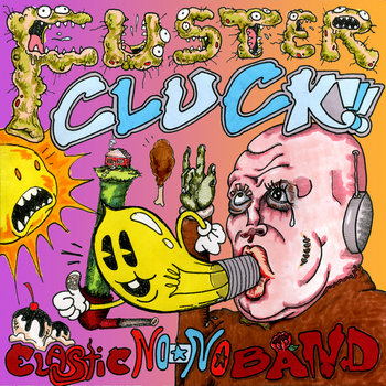 Fustercluck!!! cover art