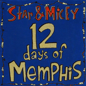 12 Days Of Memphis (Christmas) - Single cover art