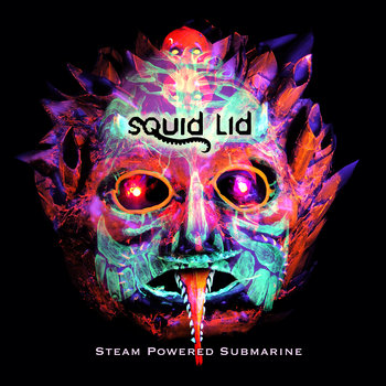 STEAM POWERED SUBMARINE cover art