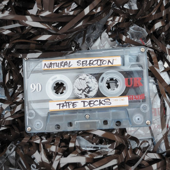Tape Decks cover art