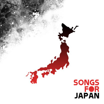 Songs for Japan cover art