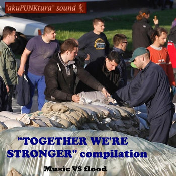 """""""Together we're stronger!"""" cover art"""