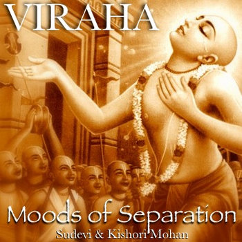 VIRAHA, Moods of Separation cover art