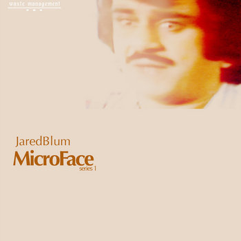 MicroFace - series 1 cover art