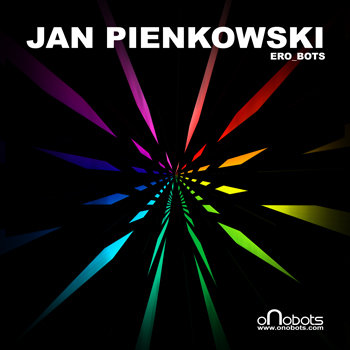Jan Pienkowski - ERO_BOTS cover art