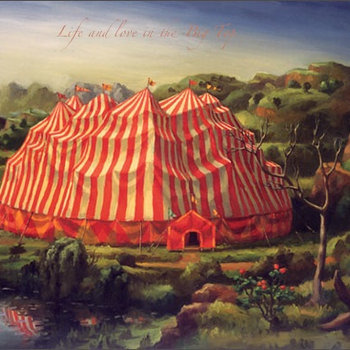 Life and love in the Big Top cover art