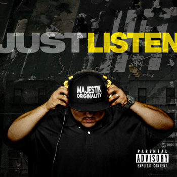 Just Listen cover art