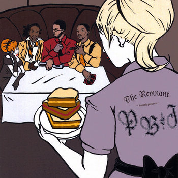 PB&amp;J cover art