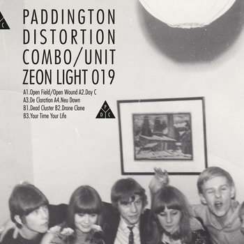 Paddington Distortion Combo / Unit [c45] cover art