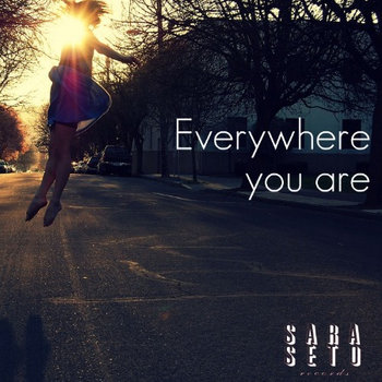Everywhere you are (SSR001) cover art