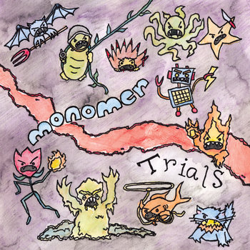 Trials EP cover art