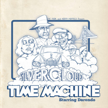 Silver Cloud Time Machine cover art