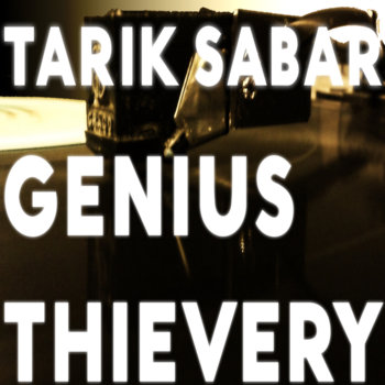GENIUS THIEVERY cover art