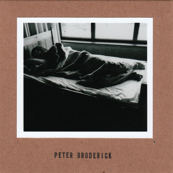 Music for a Sleeping Sculpture of Peter Broderick cover art