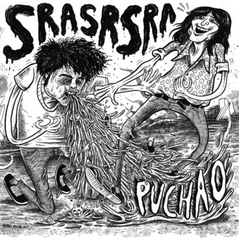 Srasrsra &quot;Puchao&quot; | LP cover art