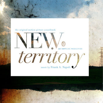 New Territory cover art