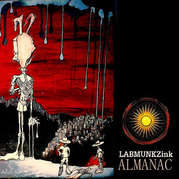 ALMANAC cover art