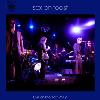 Live At The Toff Volume 2 cover art