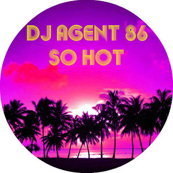 "DJ Agent 86 ""So Hot"" (Remixes) cover art"