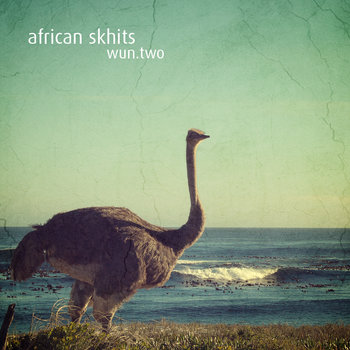 african skhits cover art