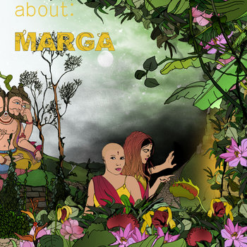 Marga cover art