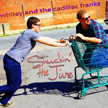 Shuckin' the Jive cover art