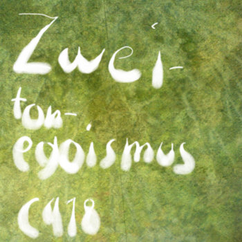 zweitonegoismus cover art