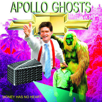 "Money Has No Heart 7"" cover art"