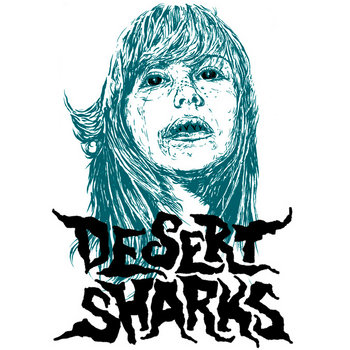 Desert Sharks cover art