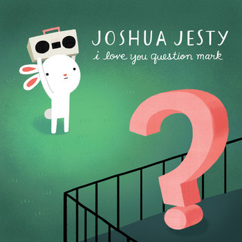 I love you question mark cover art